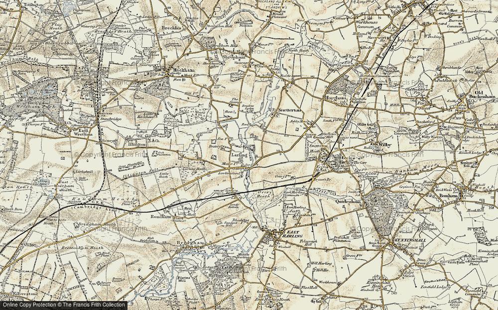 Larling, 1901