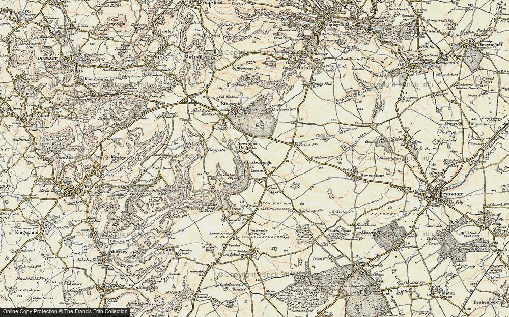 Lasborough, 1898-1900