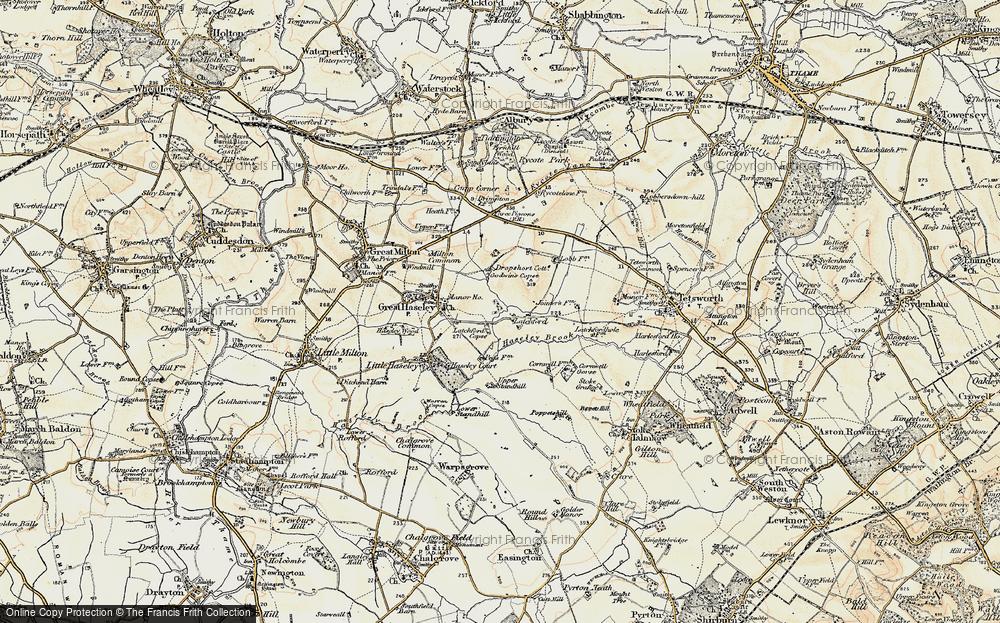 Latchford, 1897-1899