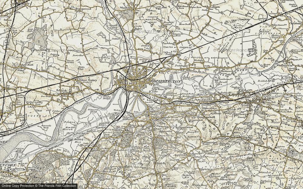 Latchford, 1903