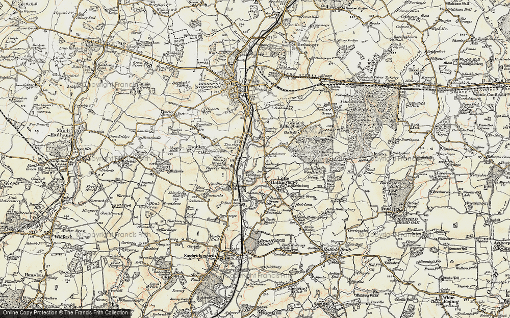 Latchmore Bank, 1898-1899