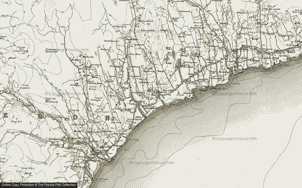 Latheron, 1911-1912