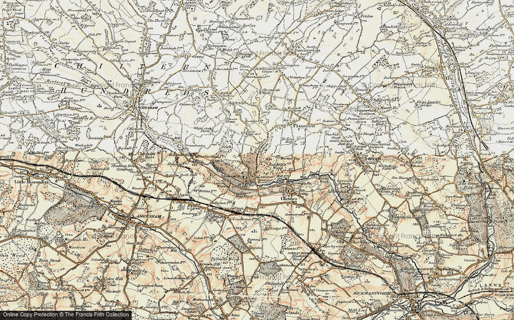Latimer, 1897-1898
