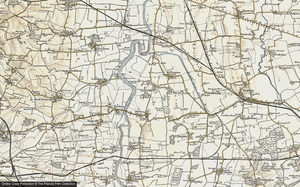 Laughterton, 1902-1903