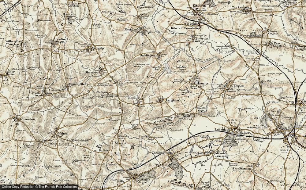 Laughton, 1901-1902