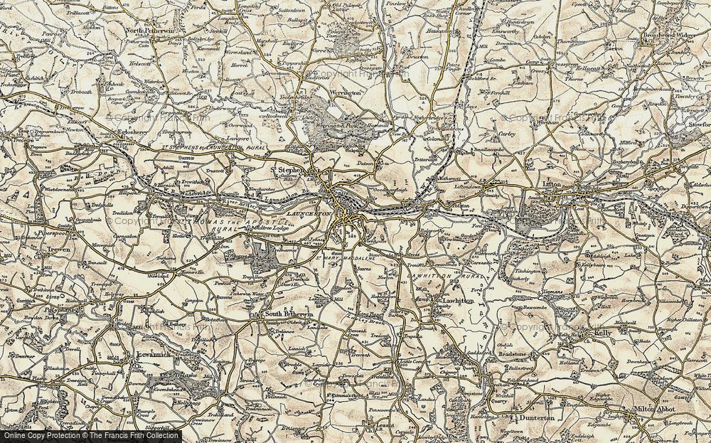 Launceston, 1899-1900