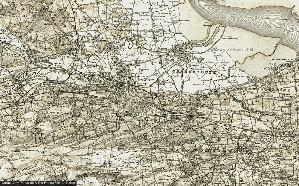 Laurieston, 1904-1906