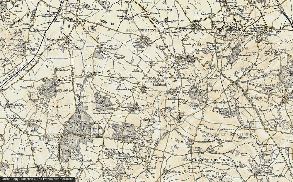 Laverton, 1899-1901