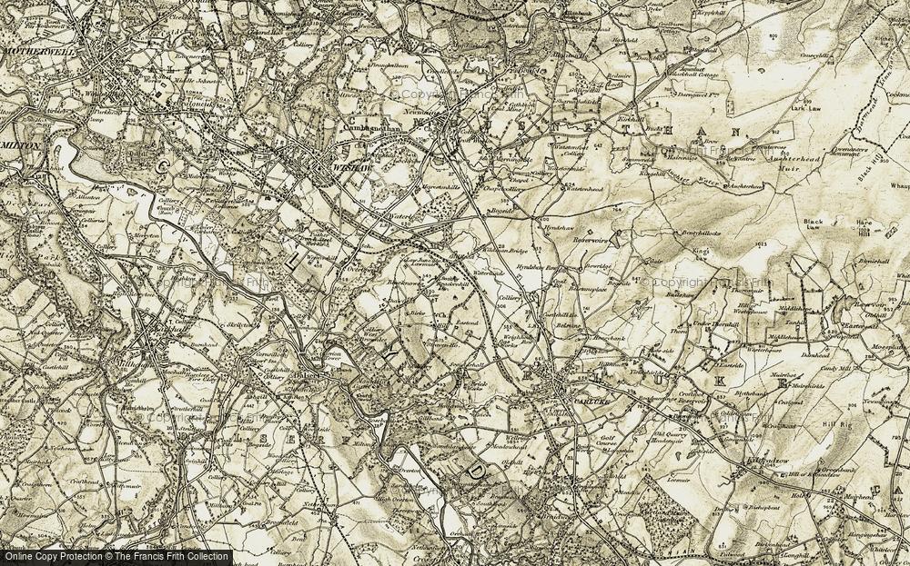 Law, 1904-1905