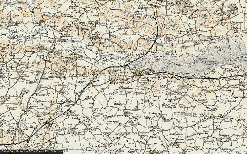 Lawford, 1898-1899