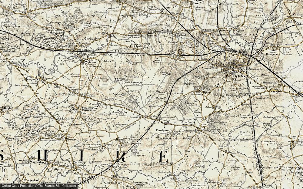 Lawford Heath, 1901-1902