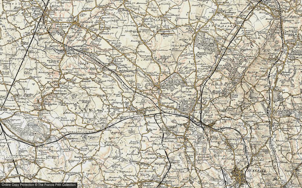 Lawton-gate, 1902-1903