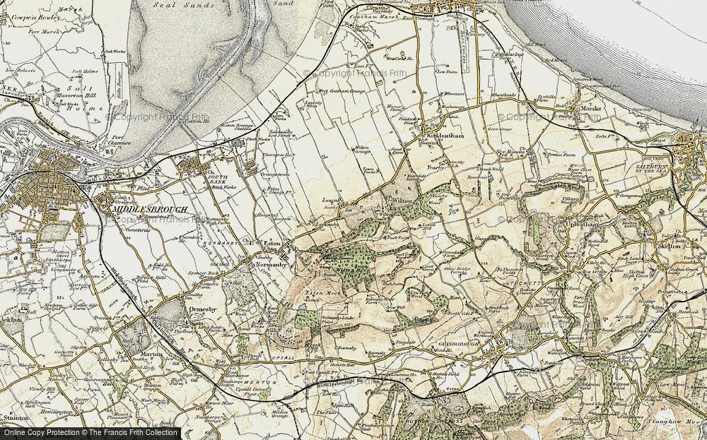 Lazenby, 1903-1904