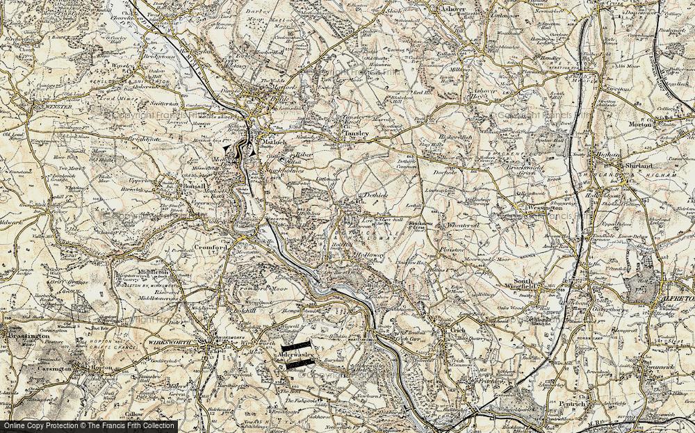 Lea, 1902-1903