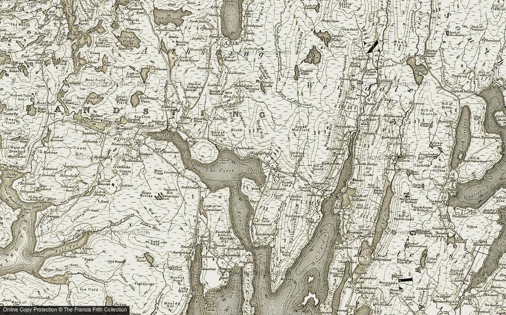 Lea Gardens, 1911-1912