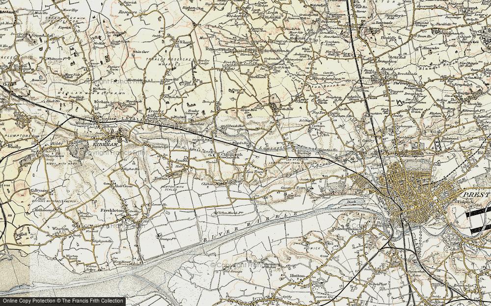 Lea Town, 1903