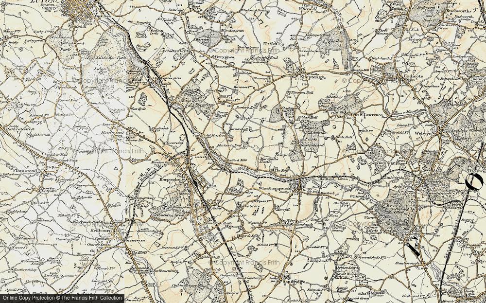 Lea Valley, 1898-1899