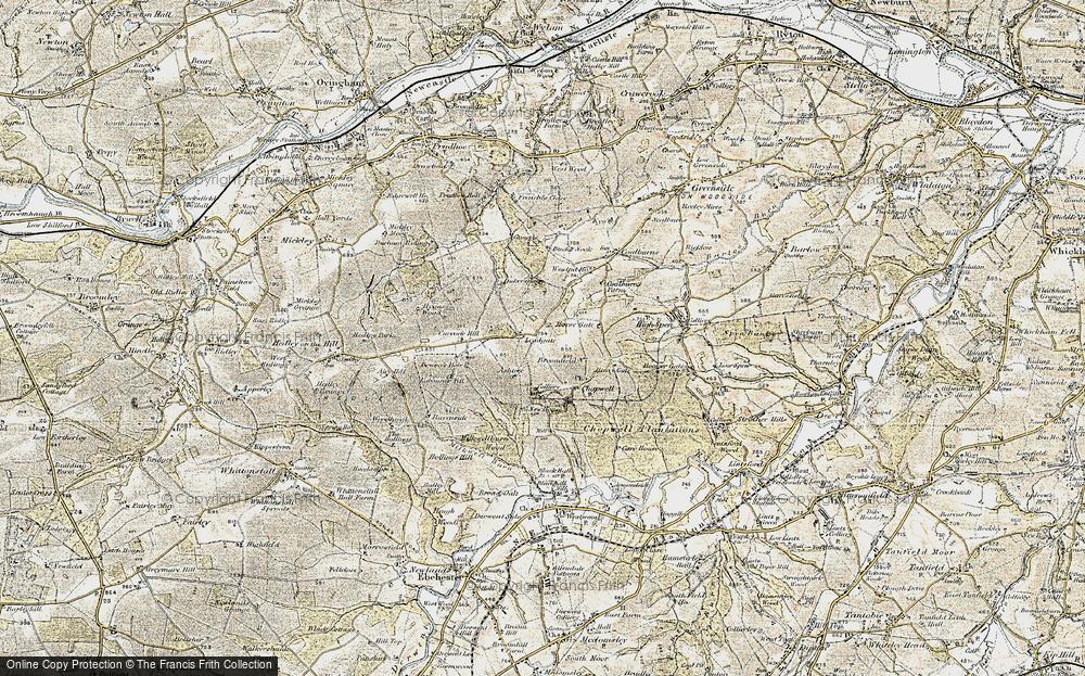 Leadgate, 1901-1904
