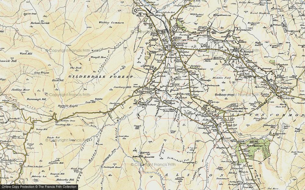 Leadgate, 1903-1904