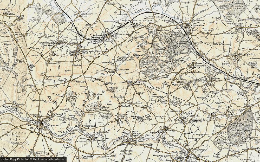 Leafield, 1898-1899