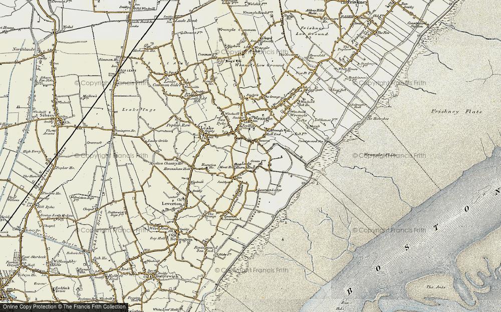 Leake, 1901-1902