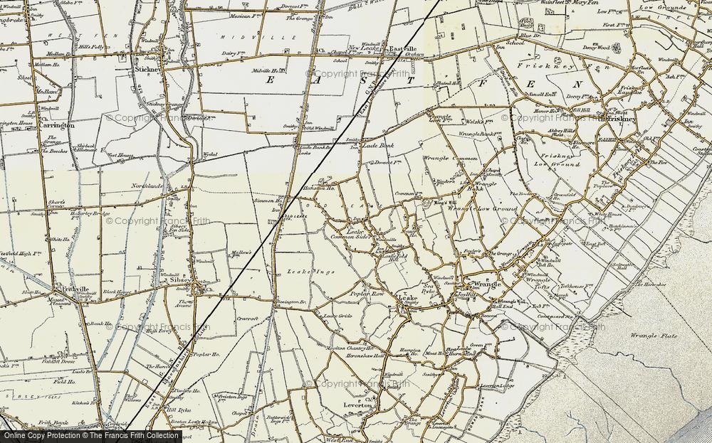 Leake Commonside, 1901-1902