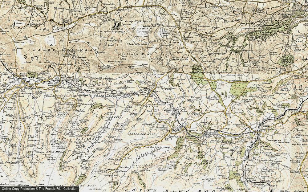 Lealholm, 1903-1904