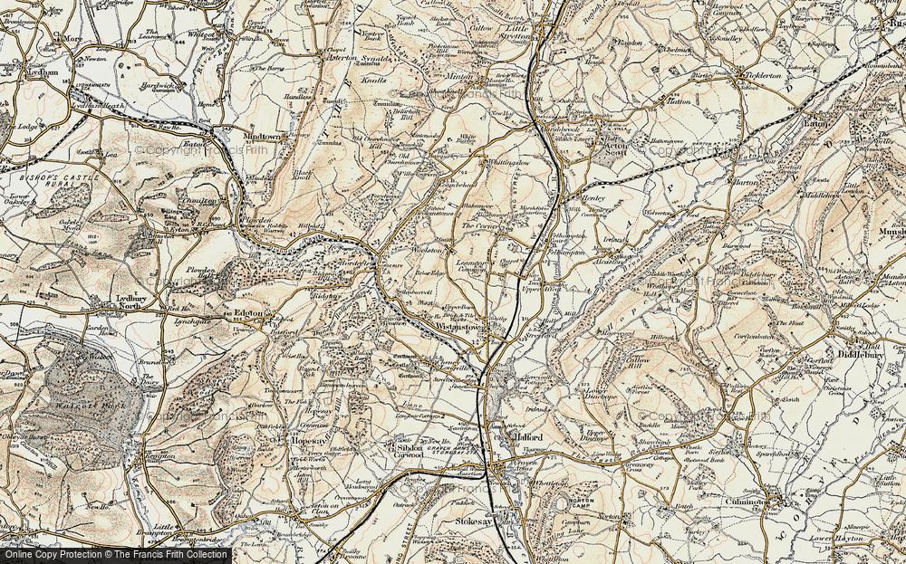 Leamoor Common, 1902-1903