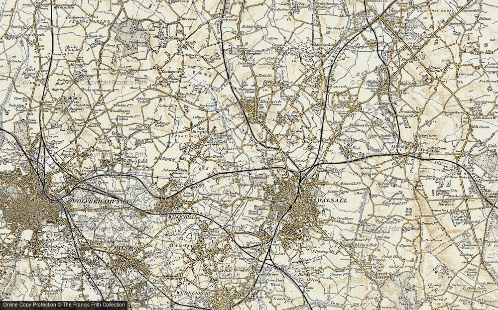 Leamore, 1902