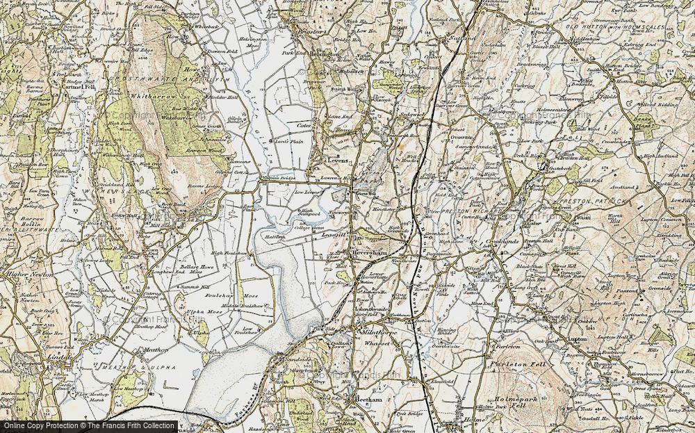 Leasgill, 1903-1904