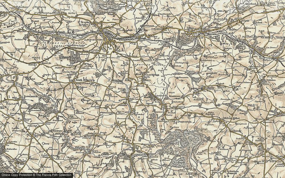 Leburnick, 1899-1900