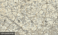 Leckhampstead, 1897-1900