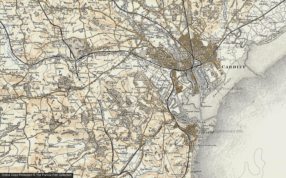 Leckwith, 1899-1900