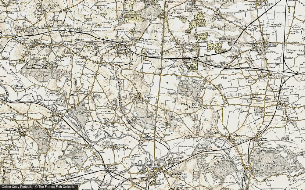 Ledston Luck, 1903