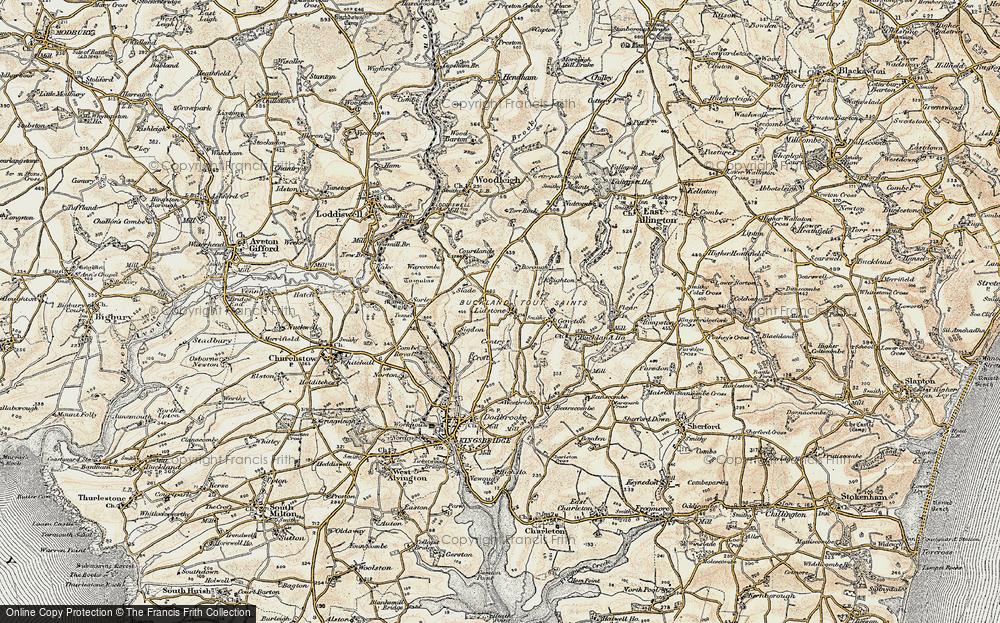 Ledstone, 1899