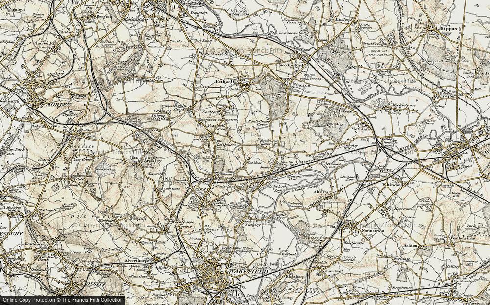 Lee Moor, 1903