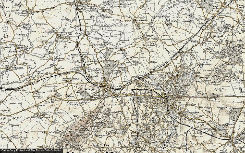 Leegomery, 1902
