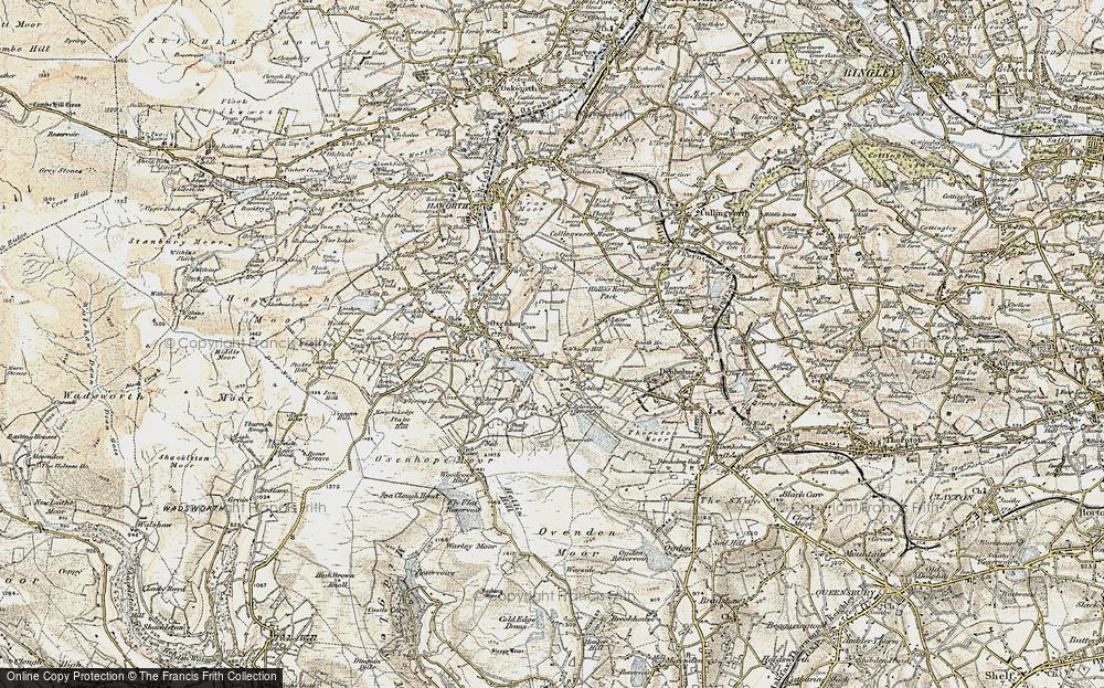 Leeming, 1903-1904
