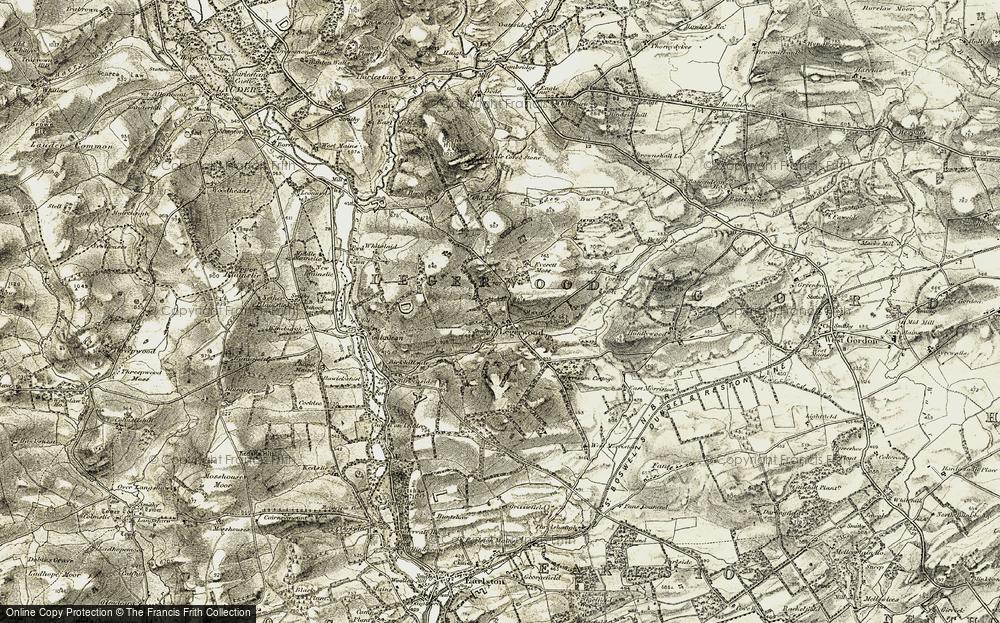 Legerwood, 1901-1904