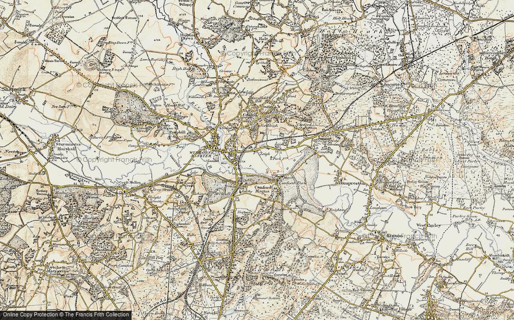 Leigh, 1897-1909