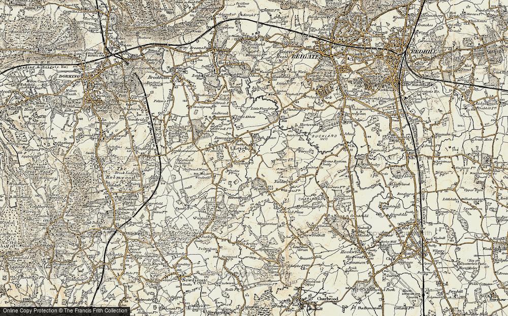 Leigh, 1898-1909