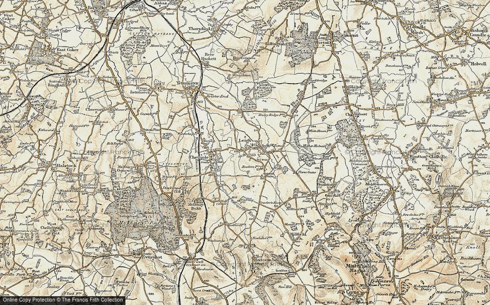 Leigh, 1899