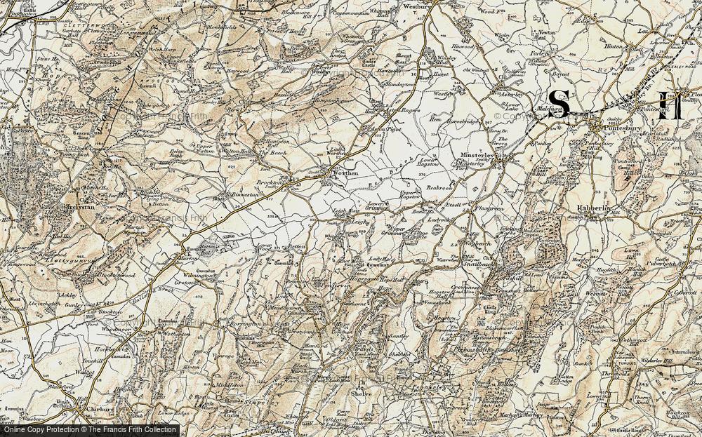 Leigh, 1902-1903