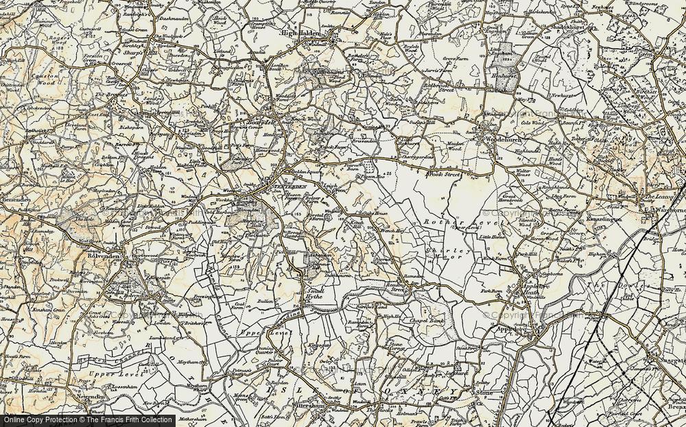 Leigh Green, 1898
