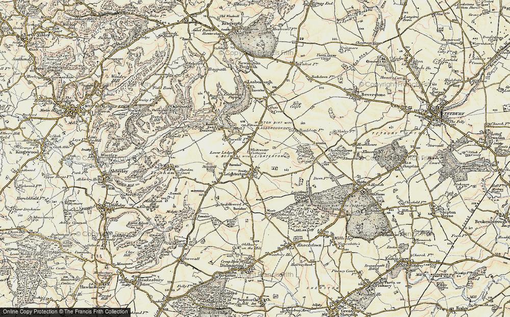 Leighterton, 1898-1899