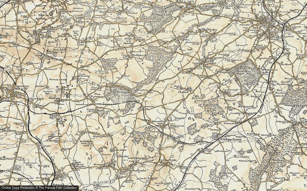 Leighton, 1899