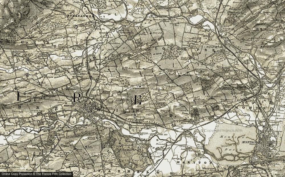 Leightonhill, 1907-1908