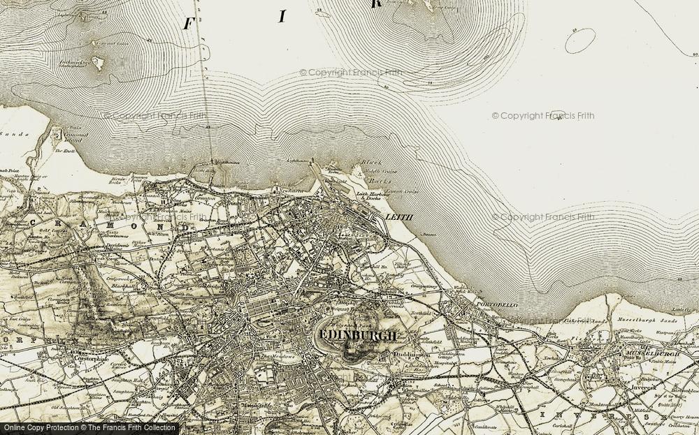 Leith, 1903-1906