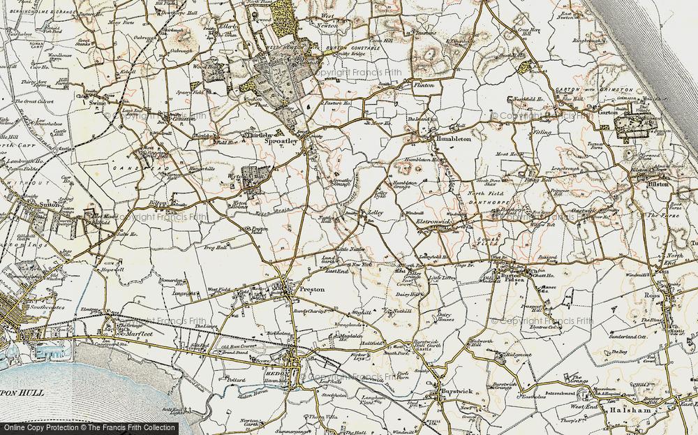Lelley, 1903-1908