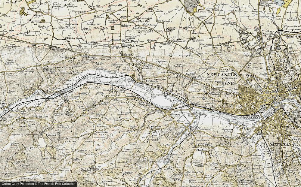 Lemington, 1901-1904